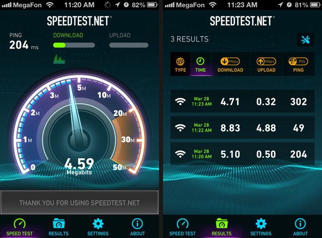 Redesign of speedtest mobile ui check it out design ideas redesign of speedtest mobile ui check it out stopboris Images