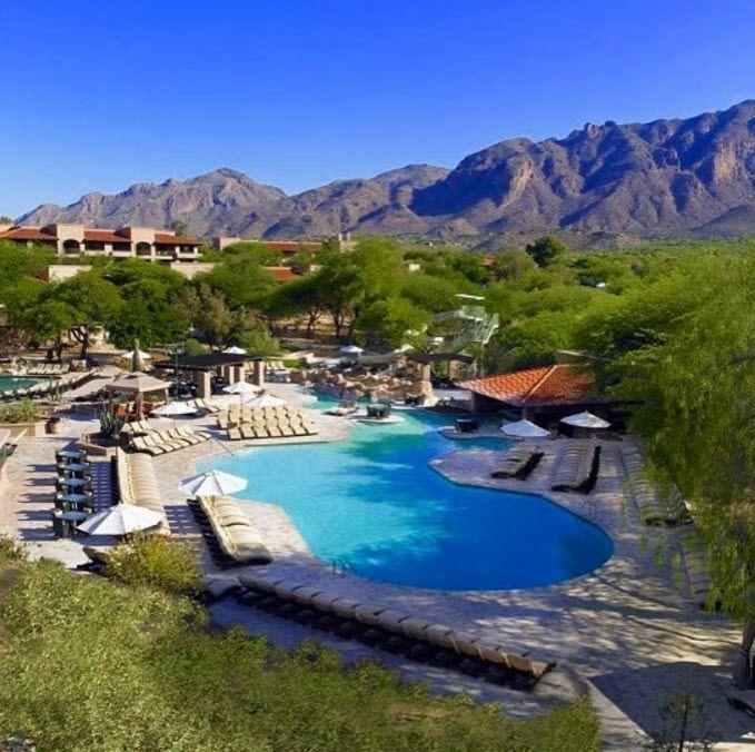 Resort Hotels In Tucson: Westin La Paloma Resort & Spa