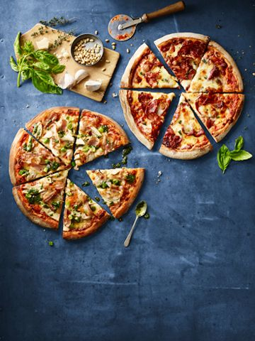 FLIPP Management   Jacque Malouf, food stylist with FLIPP #pizza