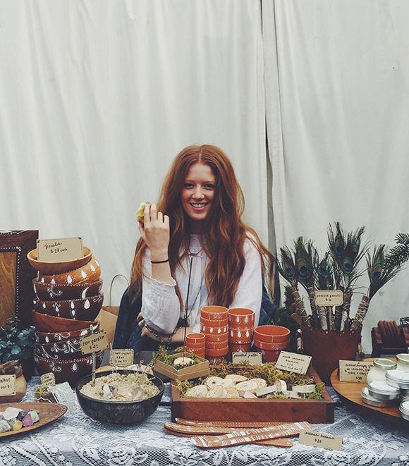 I've always had an affinity for craft fairs. I remember walking through holiday markets as a little girl, just soaking in all of the handmade creations that surrounded me. It never really occurred to me that I would one day be one of those people behind those creations. But here I am, decades later, giving
