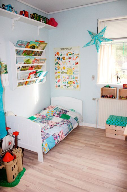 Girls Bedroom Ideas For Every Child: 4 Year Old Boys Room