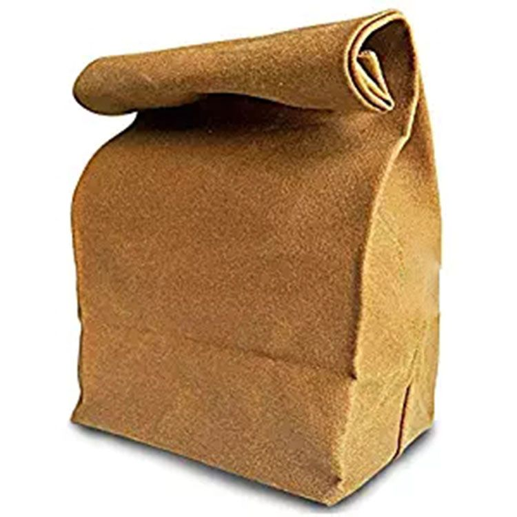 Women /& Kids Lunch Box for Men Waterproof WEI CLASSIC Waxed Canvas Lunch Bag Large Size Brown Paper Bag Styled Durable Eco Friendly