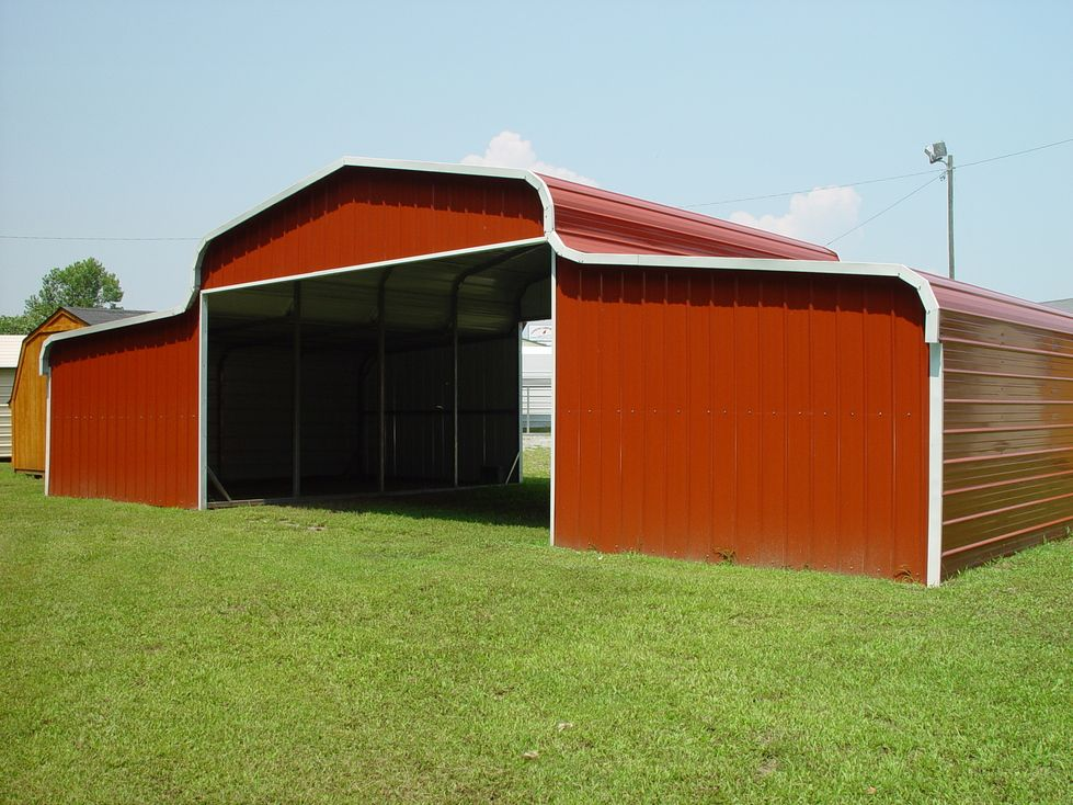 Texas Metal Barns Steel Barns Barn Prices TX Metal