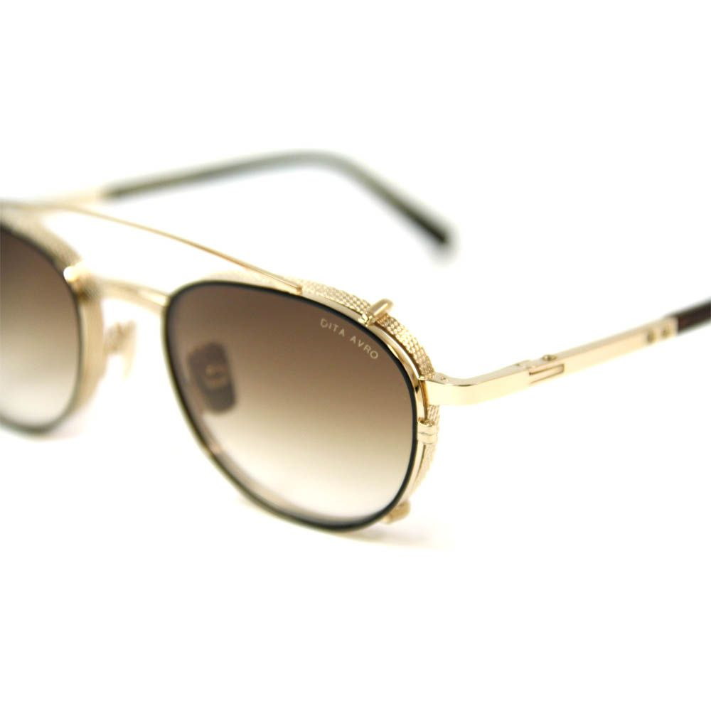 02e8b89d6c6 Dita Avro. Dita s first pair of clip-on sunglasses! Available in Black and 18K  Gold