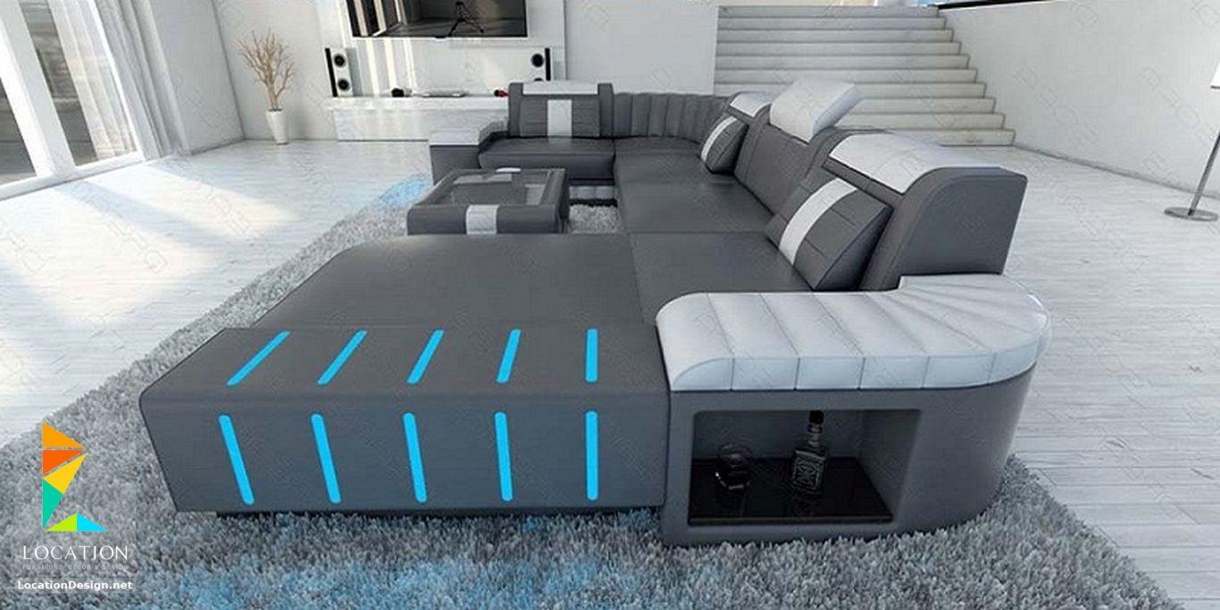 اشكال ركنات مودرن واسعارها لوكشين ديزين نت Best Sofa Sofa Design Sofa Bed Design