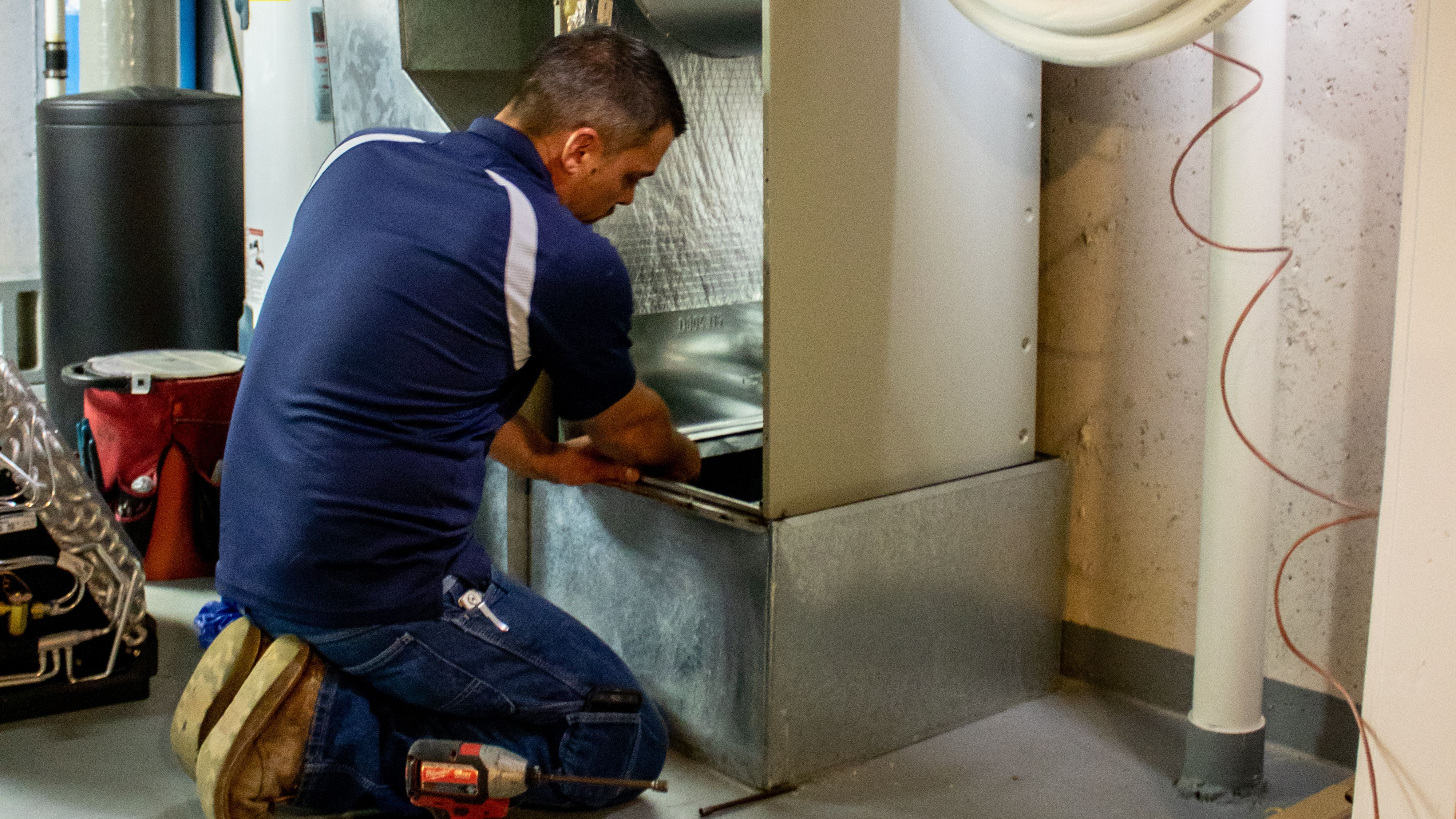 Brrrrrr It S Cold And This Furnace Is Old Our Service Technician Chris Has All The Information You Need To Keep Your Hom Home Heating Systems Furnace Maintenance Heating Systems
