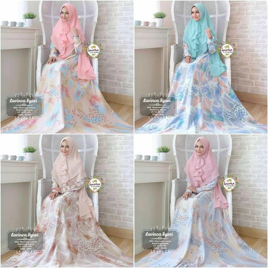 Model Baju Gamis Brokat Wanita Gemuk  Wanita, Model, Baju muslim