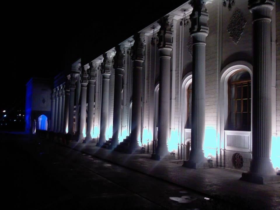 Old Iran Parliament