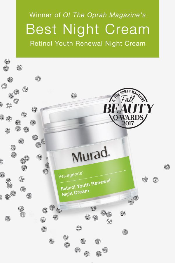 See why beauty fans love Murad's O-ward winning Retinol