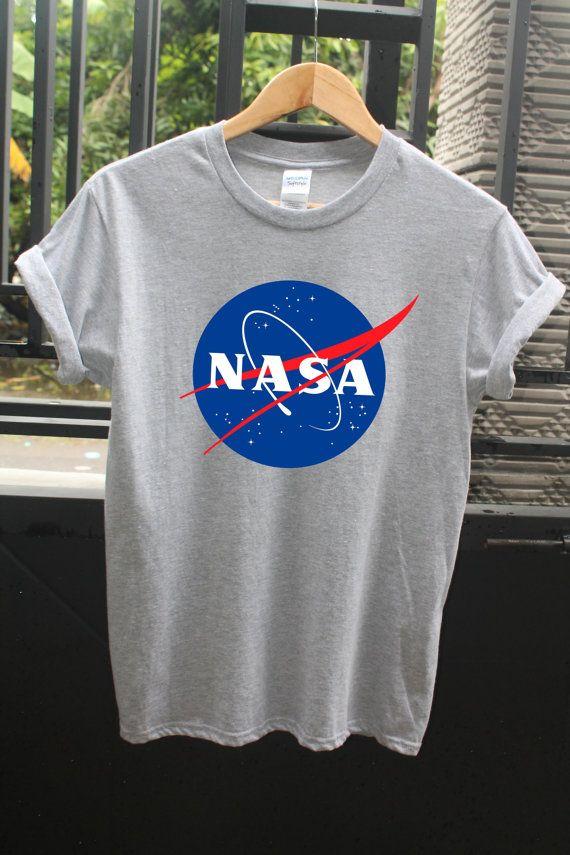 90s NASA Printed T-shirt /Space Shuttle American Flag Size XXL Oversized Tee Unisex T dress jPjEU