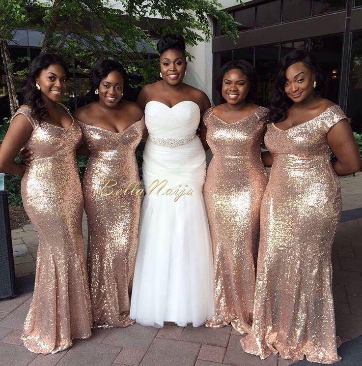My Bridesmaids dresses My Fabulous Dream Wedding