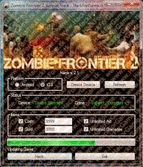 Ive Founded Fully Working Zombie Frontier 2 Hack It Gives Free And Unlimited