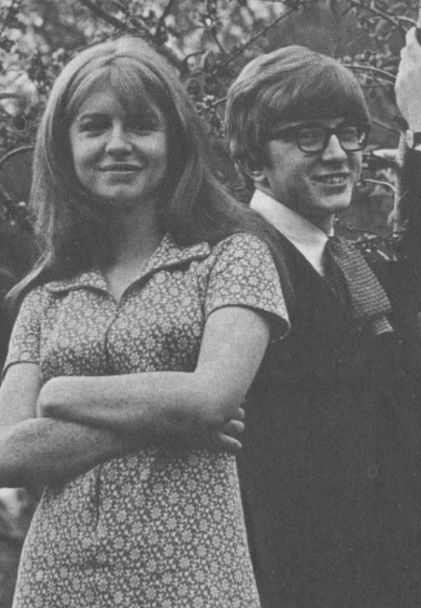 jane asher peter asher teen set july 1967 1960s