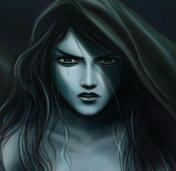 Lilith, Female Demons, Dark Angel
