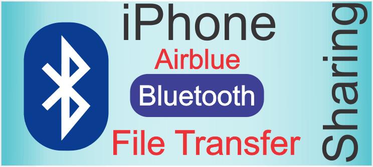 Cydia Tweaks Airblue Sharing Bluetooth File Sharing iPhone