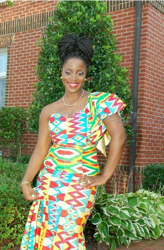 I Do Ghana Is The Perfect Resource For Kente Styles For A