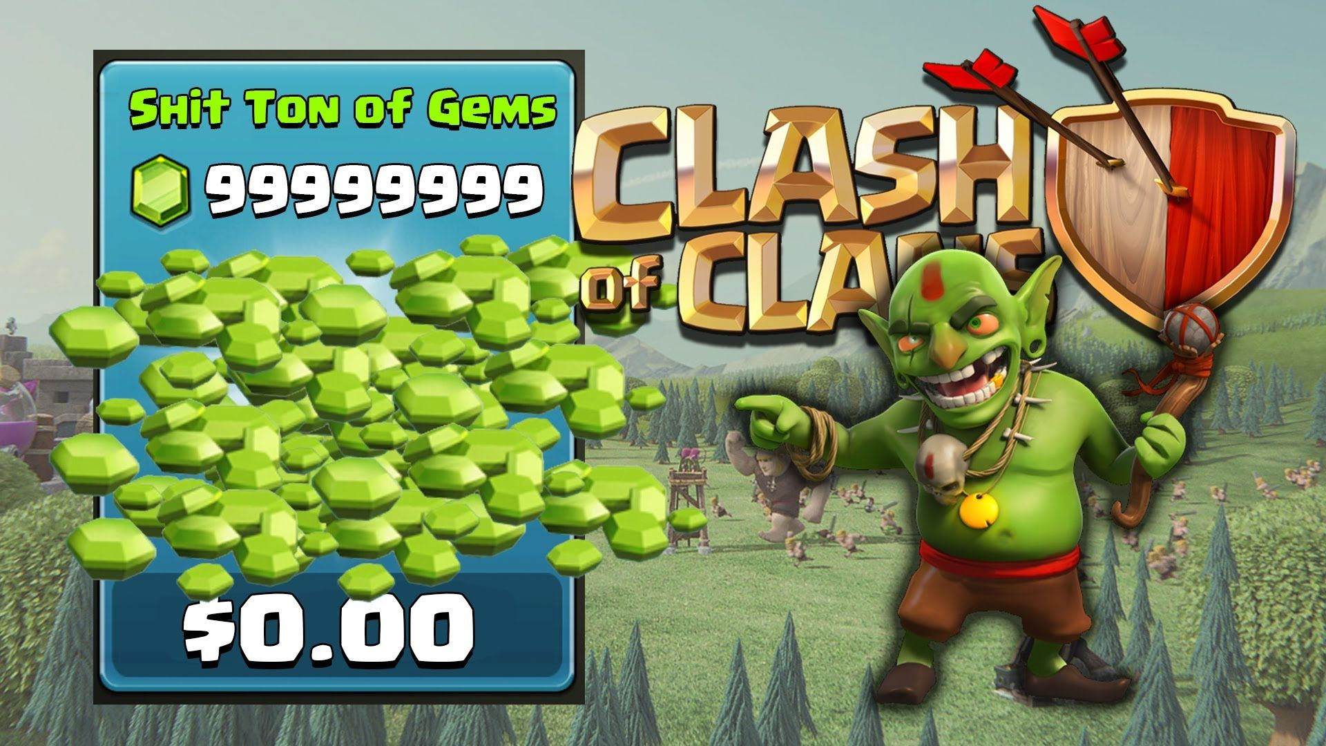 Clash Of Clans Hack App Download For Android Clash Of Clans Trick