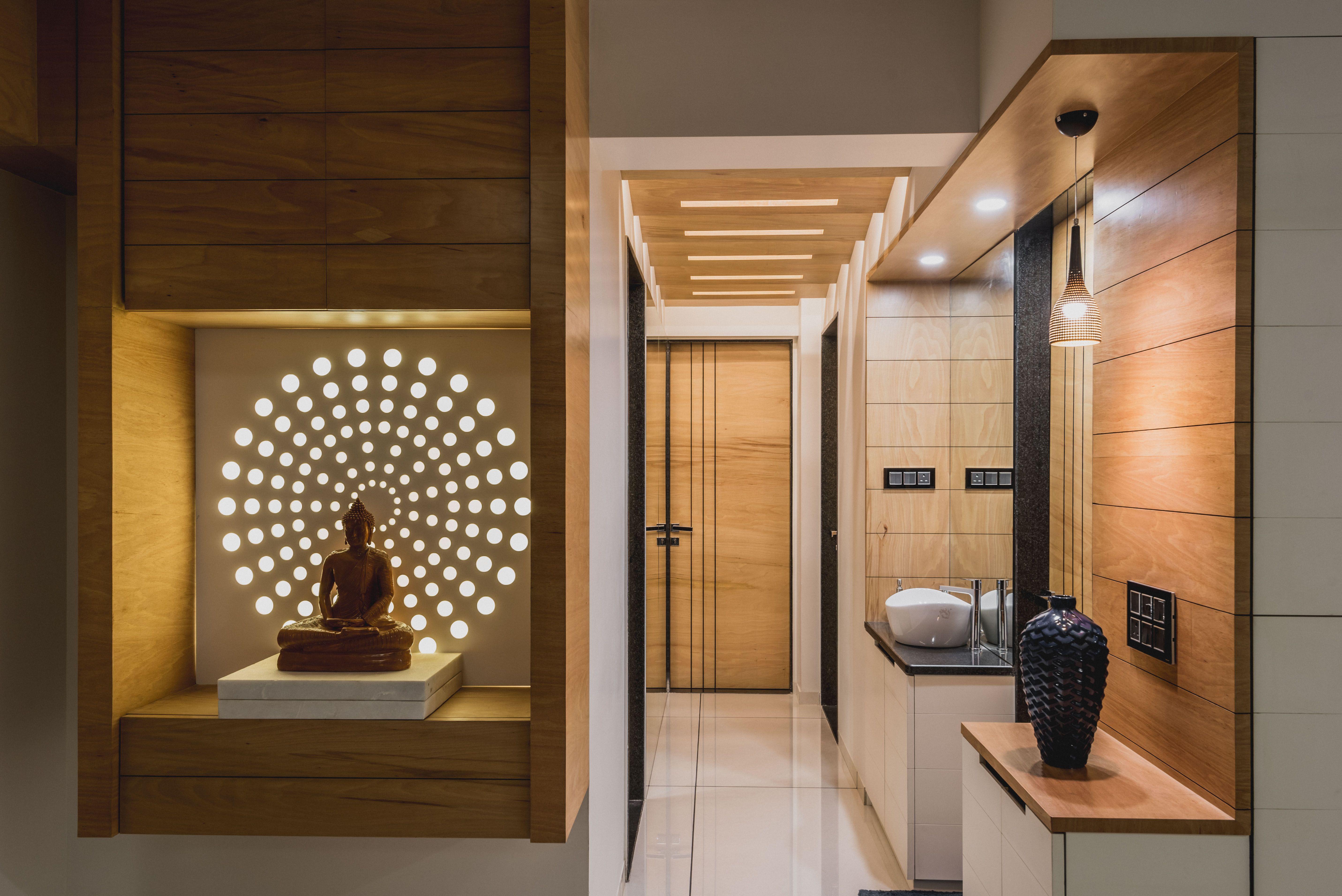 अभिलाषा - Pavan Infratech | Flat interior design, Pooja ...