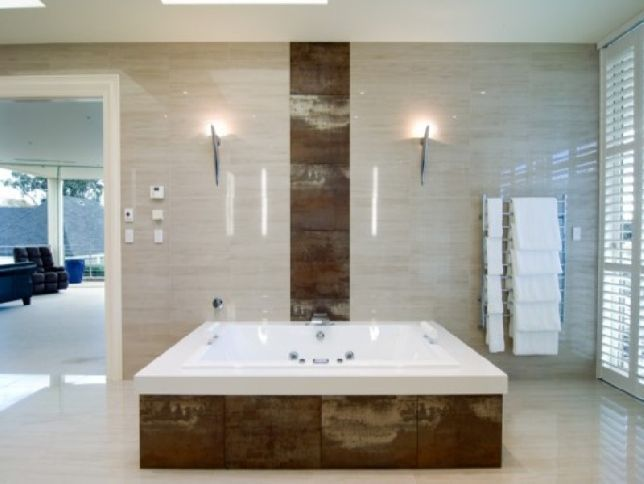 Extra Large Walk In Bathtub With Images Big Bathroom Designs
