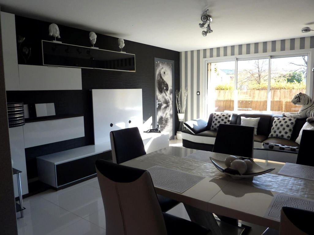100 Fantastique Suggestions Salon Moderne Gris Et Blanc