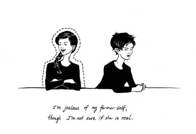 The self-loathing illustrations of Katie So