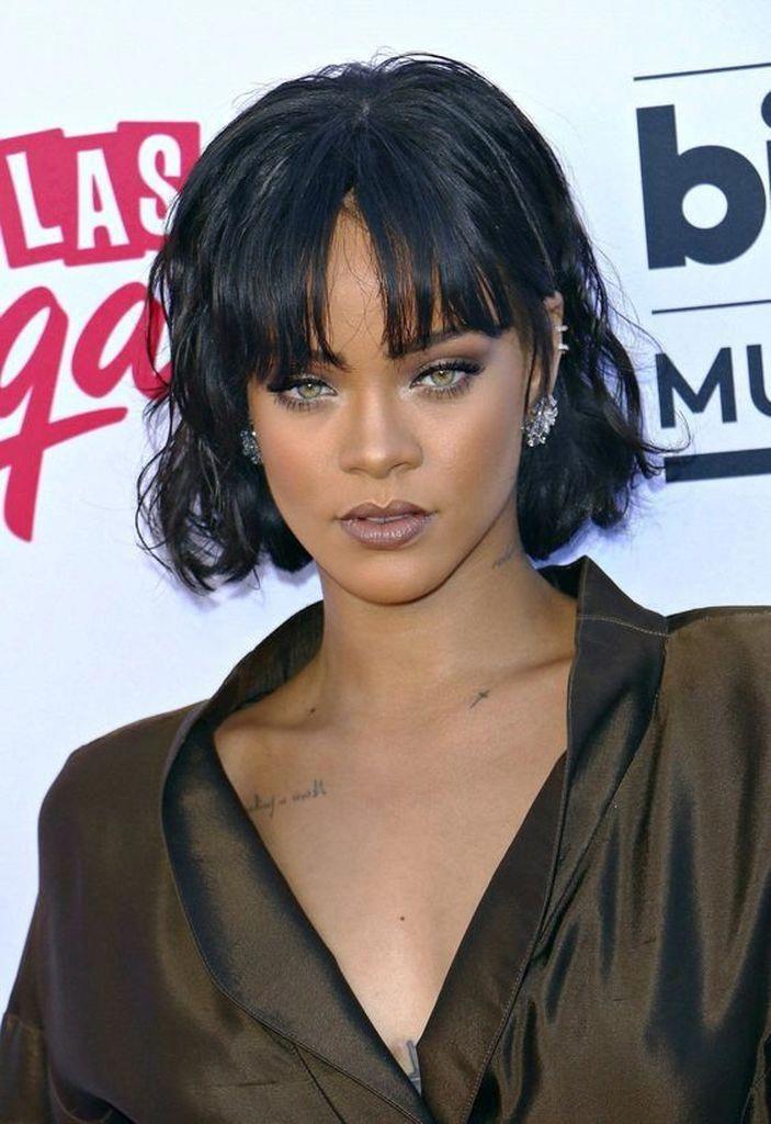 Shorthairstylesforwomen Rihanna Hairstyles Rihanna Short Hair Short Hair Styles