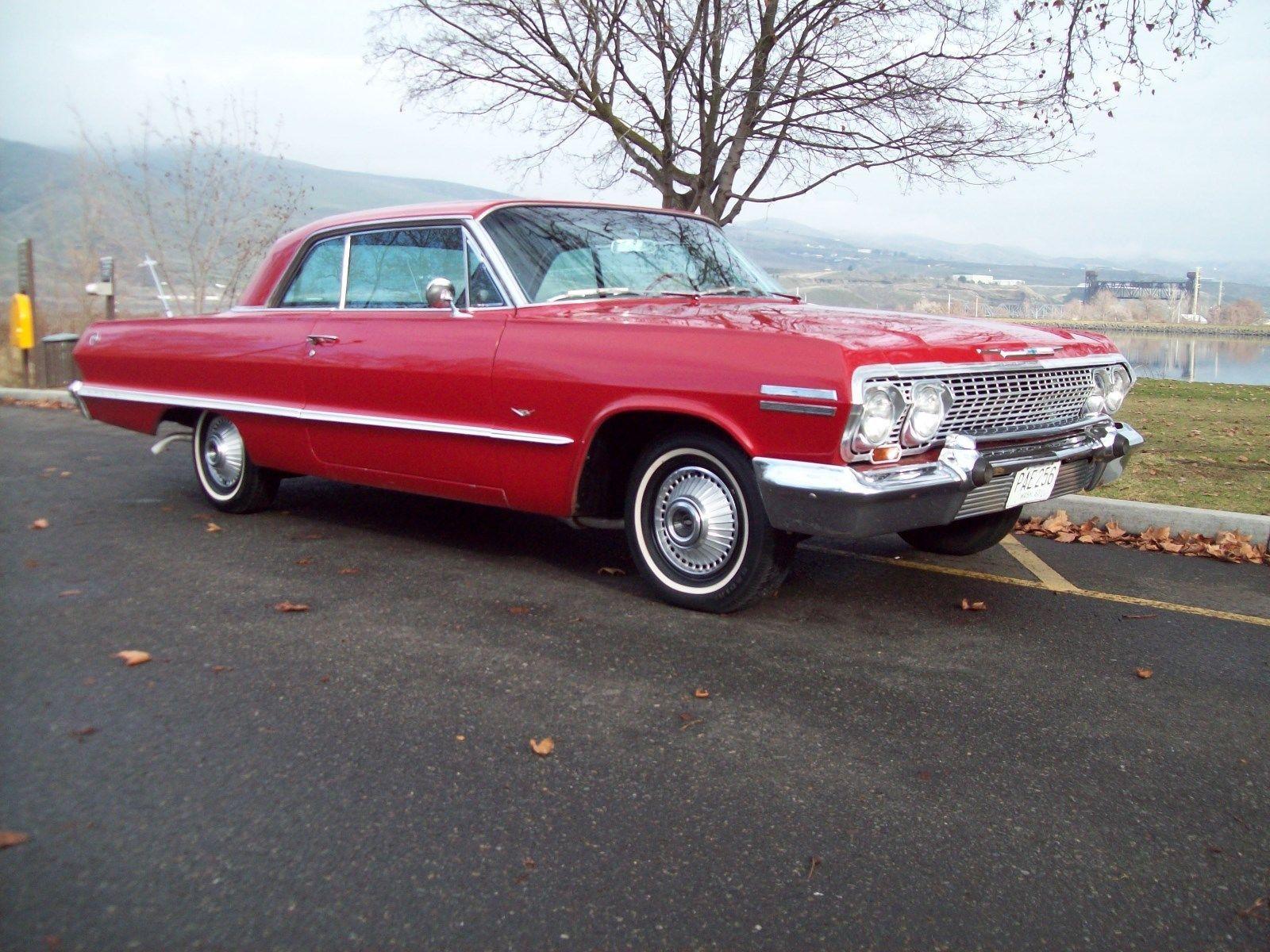 Awesome Great 1963 Chevrolet Impala 2 DOOR HARDTOP 1963 CHEVY IMPALA ...