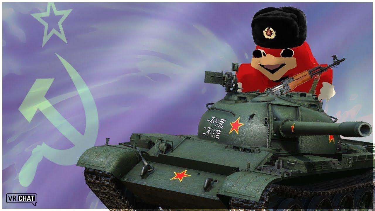 Vrchat Russian Knuckles Full Youtube Tank Blitz World Of Tanks World Tanks