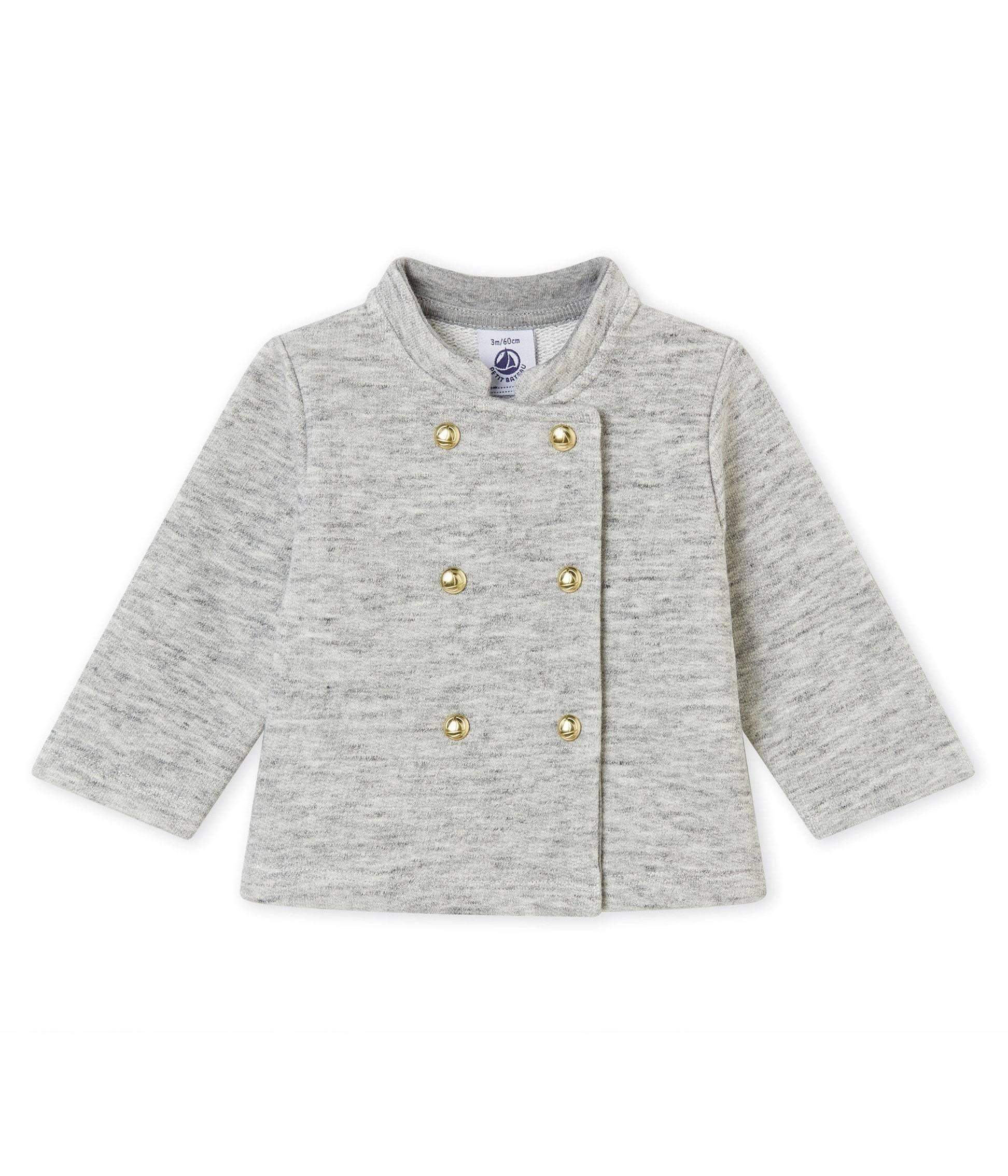 Petit Bateau Baby-M/ädchen Blouse Bluse