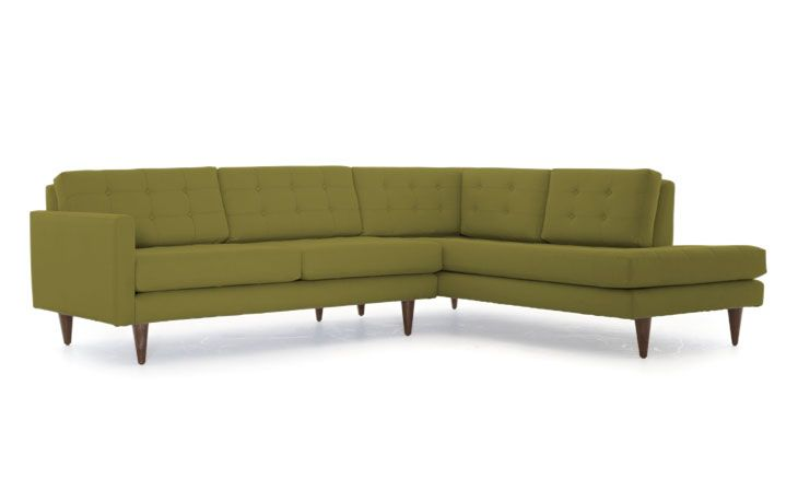 Eliot Sectional with Bumper
