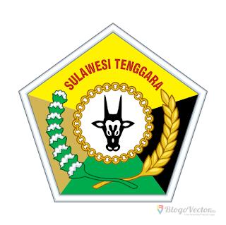 Provinsi Sulawesi Tenggara Logo Vector Cdr Vector Logo Sulawesi Logos