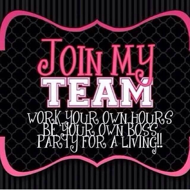 I get paid to wear and sell makeup and throw parties! Anytime I want anywhere I want! Want in? Join my team! Go to: www.youniquebyjanine.com