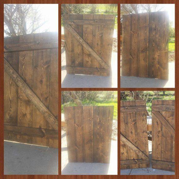 Rustic Door Wedding Ideas: RUSTIC BARN DOOR Wood Shutter Gate Wedding Photography