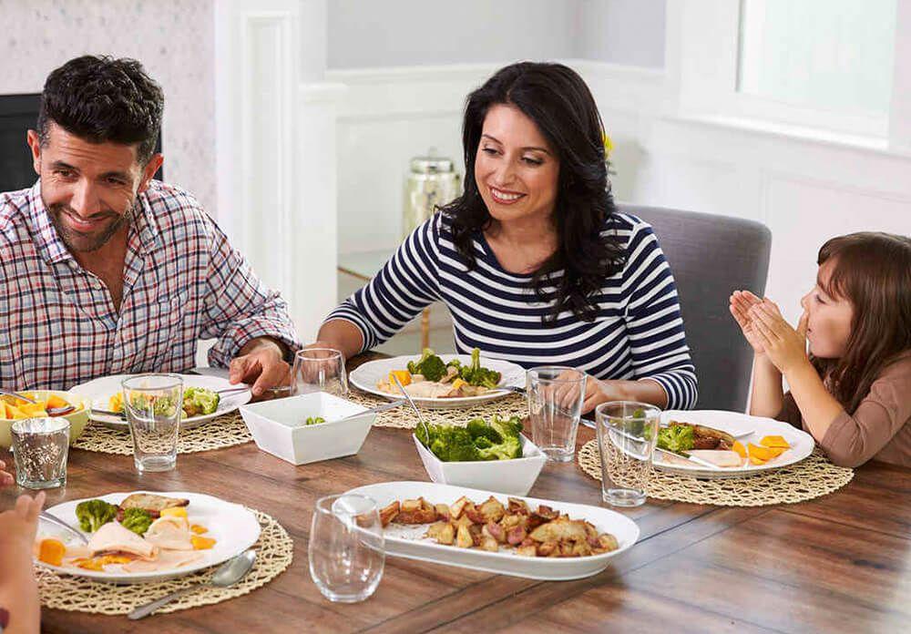 Tips Para Que Tus Cenas Sean Mas Ligeras Adelgazar En Casa Cena Familiar Cenas Cenas Rápidas Saludables