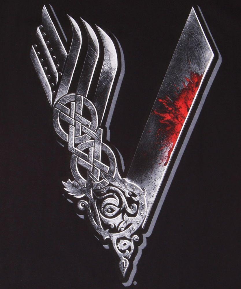 vikings logo history channel - Pesquisa Google | Vikings ...
