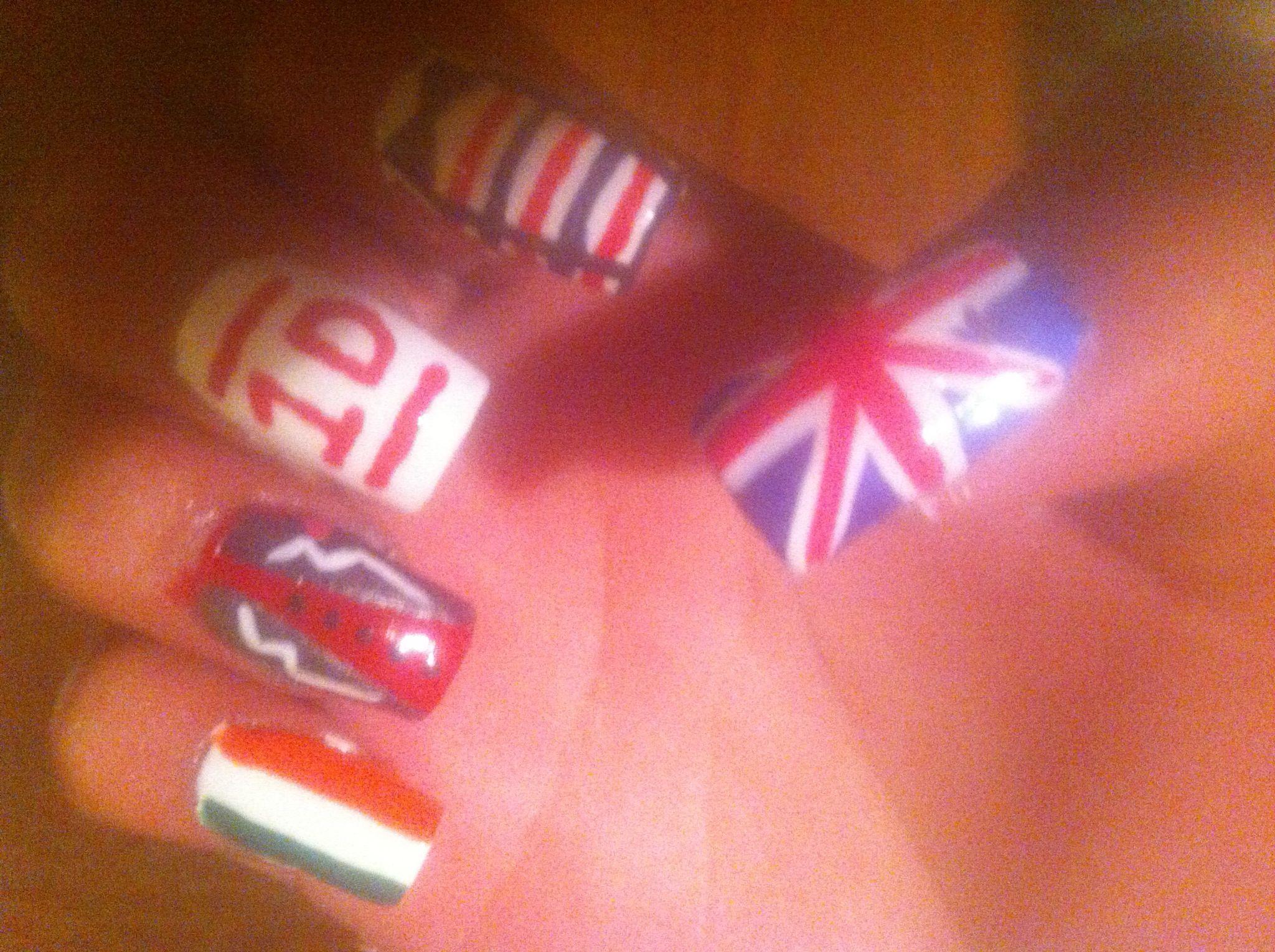 10 best diseños de uñas para niñas images on Pinterest | Nail ...