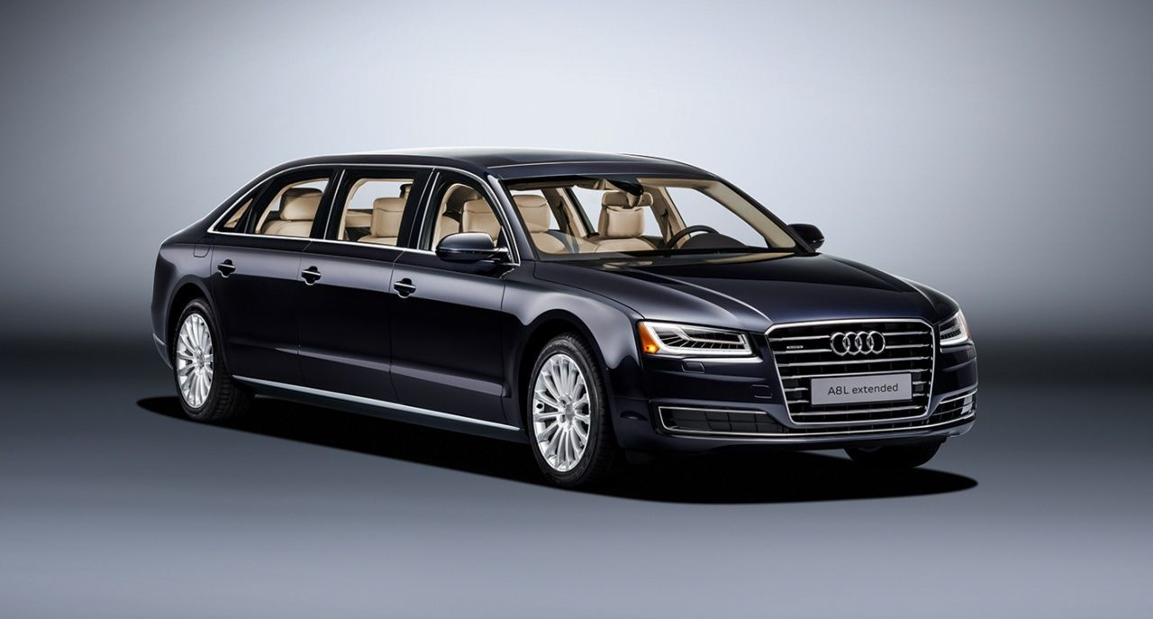 Can Audi's one-off A8 (XX)L hit the Mercedes Pullman for six seats? | Classic Driver Magazine