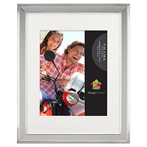 Silvan 11x14 Matted To 8x10 Metal Picture Frame Silver Click On The Image For Additional Details With Images Metal Picture Frames Picture Frames Wood Picture Frames