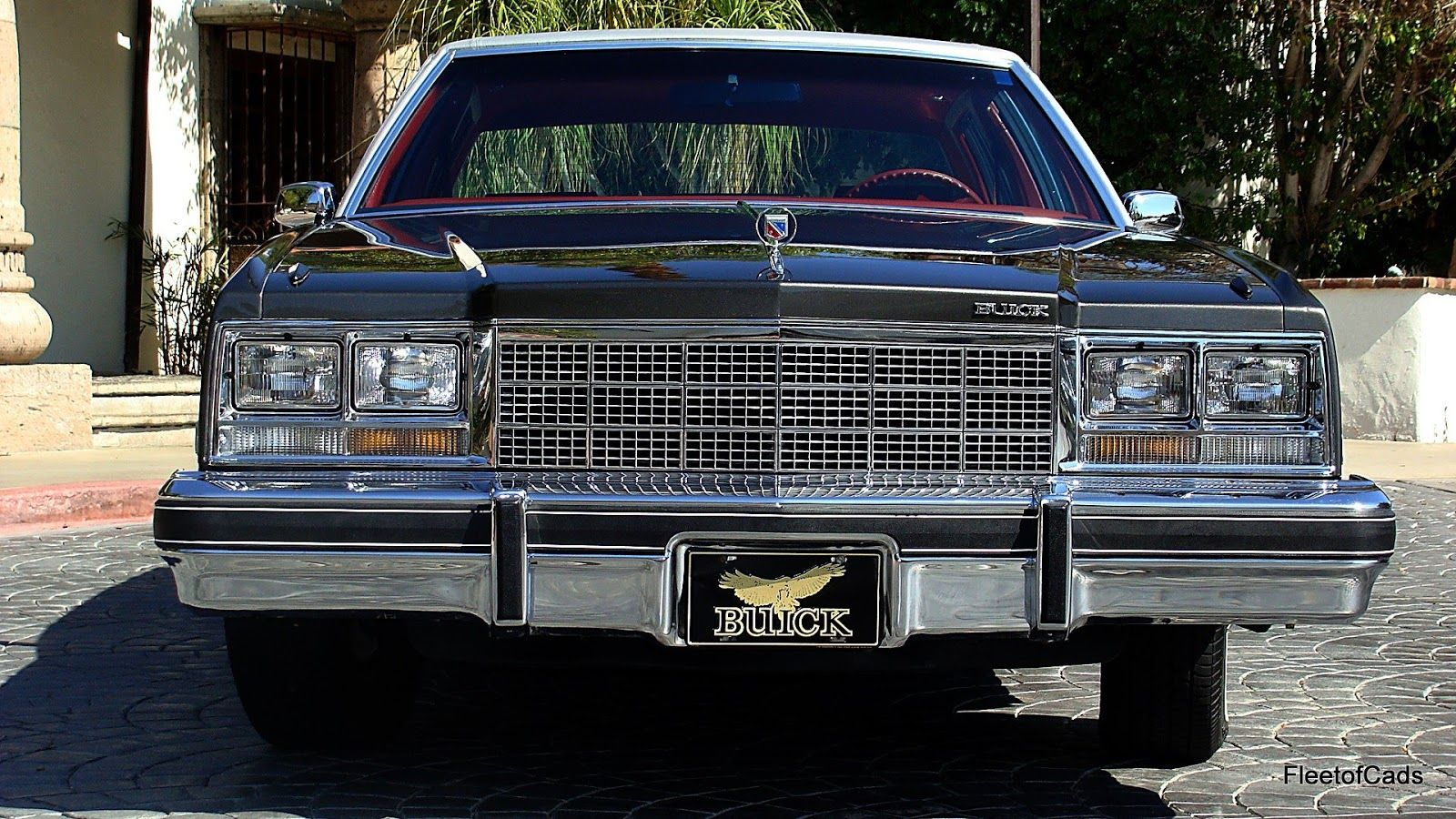 All american classic cars 1979 buick electra park avenue 4 door sedan