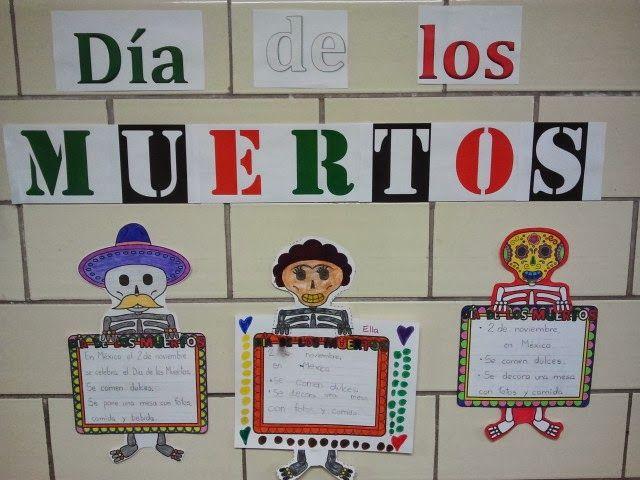 fun monkey bars: Dia de los Muertos en México (Day of the ...