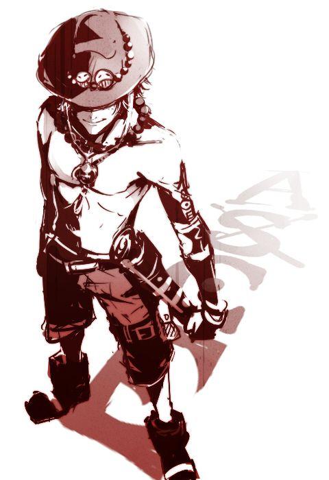 Luffy's Hindlegs