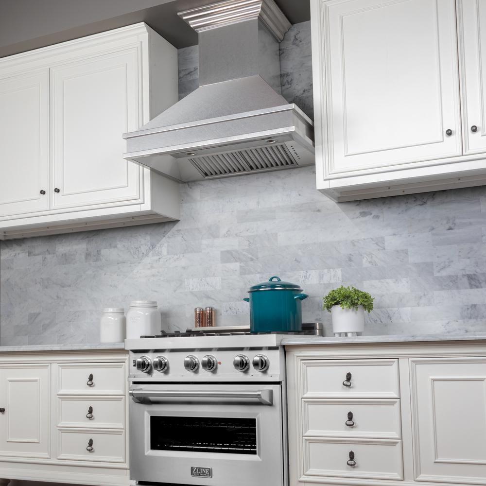 Zline Kitchen And Bath Zline 30 In Designer Series Wall