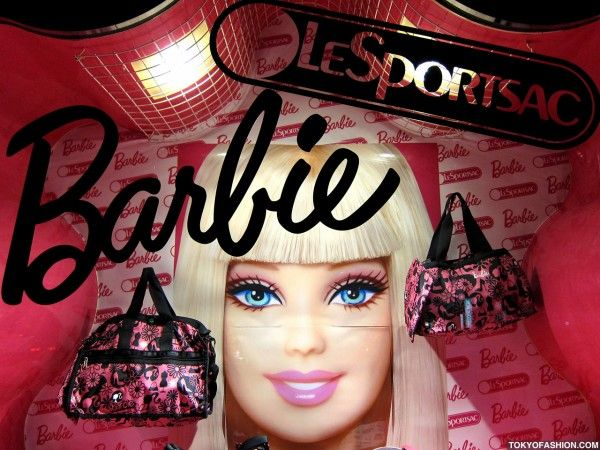 Barbie x LeSportsac