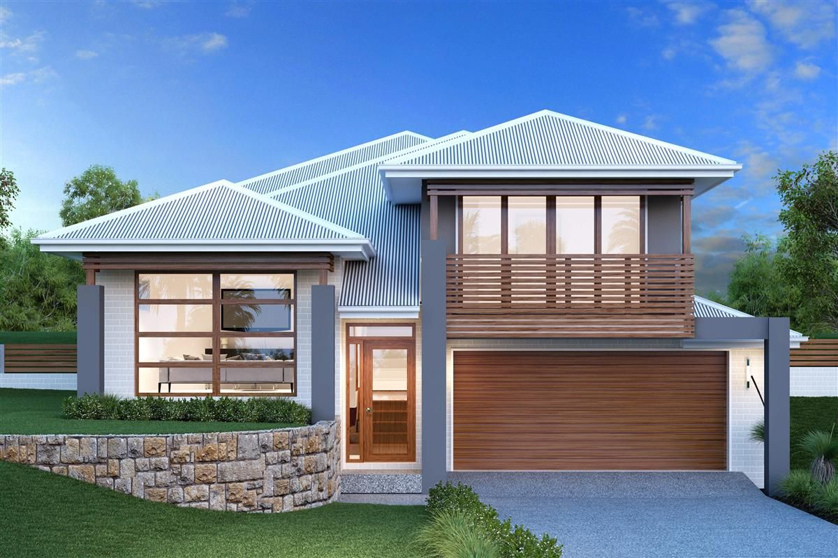 Waterford 234   Split Level, Home Designs In Goulburn | G.J. Gardner Homes
