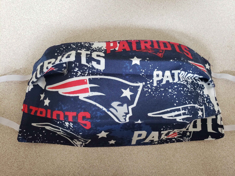 Nfl New England Patriots Football Face Etsy In 2020 Football Facemask Nfl New England Patriots New England Patriots Football