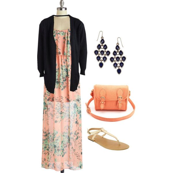 """Spring Time!!"" by emmabubble on Polyvore - Bright and Florally"