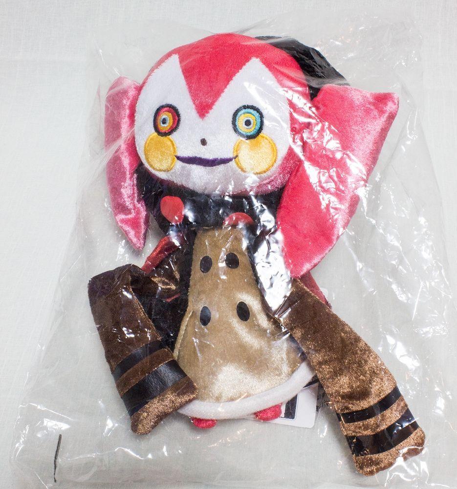 Puella Magi Madoka Magica Charlotte Witch Plush Doll Toy JAPAN ANIME 36cm
