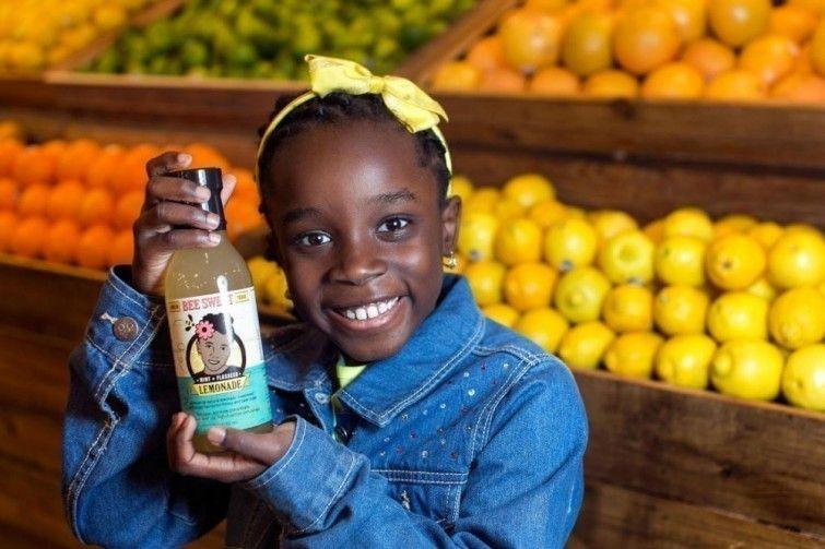 Una niña de 11 años montó un emprendimiento para ayudar a las abejas y se volvió millonaria -- Mikaila Ulmer- limonada - niña millonaria - abejas