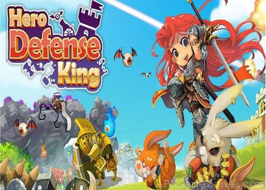 Hero Defense King Money Mod Download APK Mod, Hero