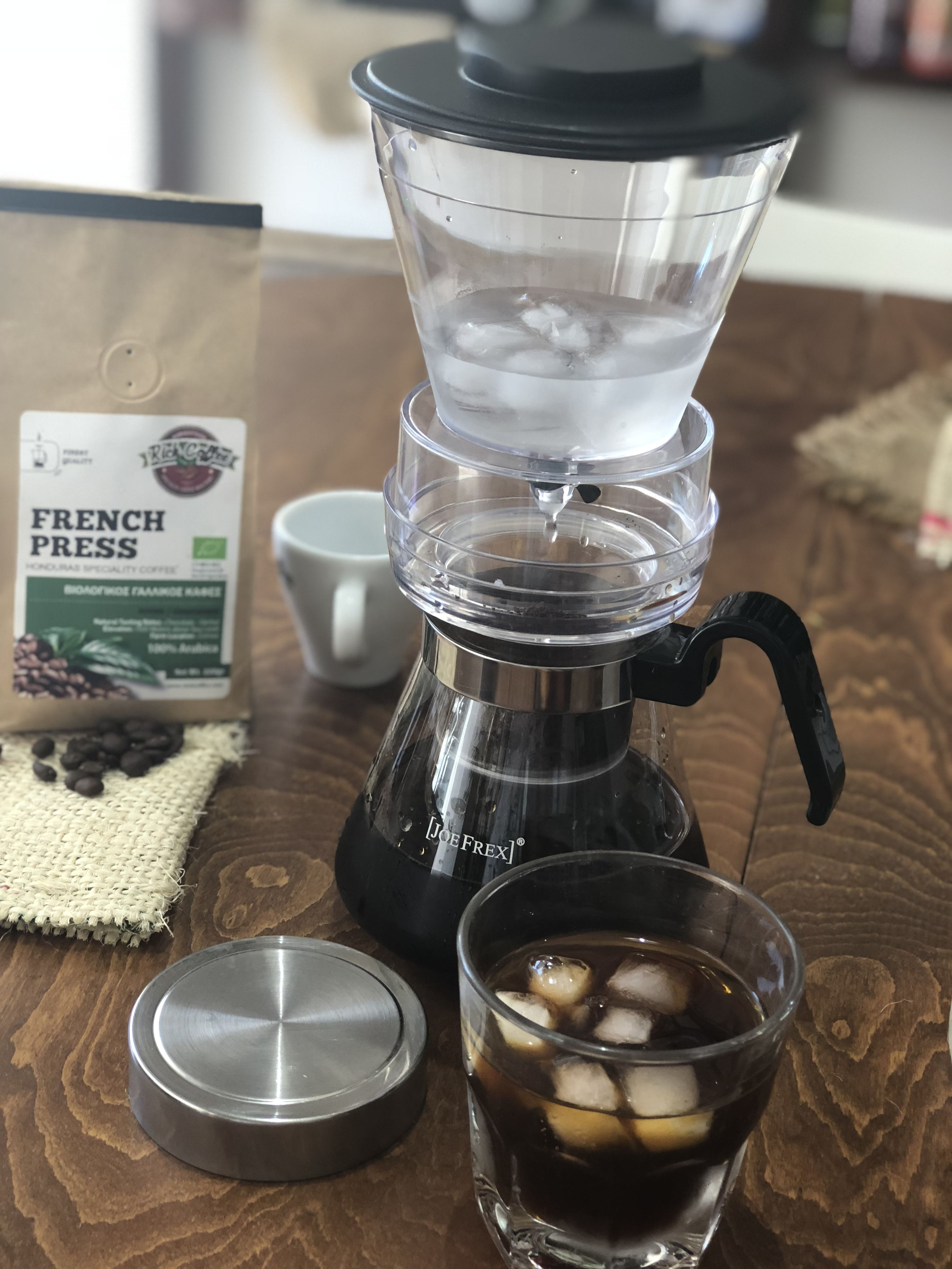 Perfect Cold Brew Coffee Maker At Richcoffeeroasters Best Coffee Grinder Cold Brew Coffee Maker Best Coffee